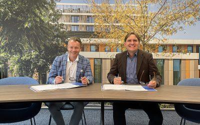 CLB & De Zorggroep tekenen voor de komende 10 jaar!