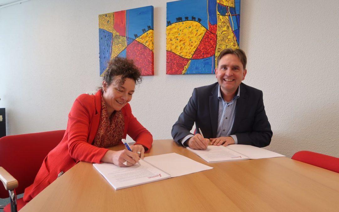 CLB tekent met Franciscus Gasthuis & Vlietland