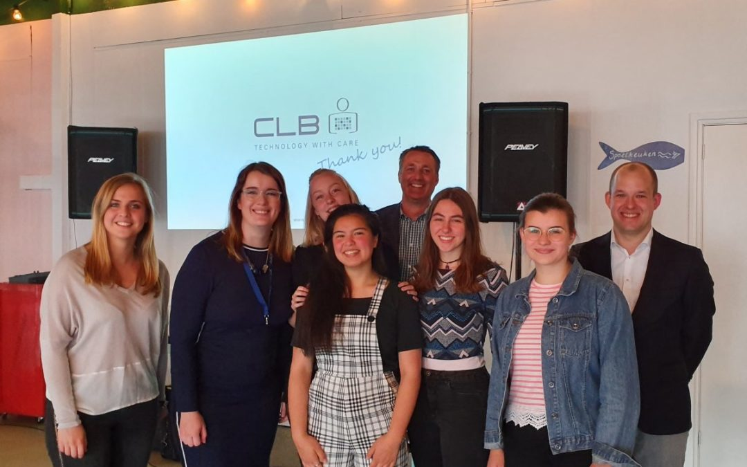 Het winnende team van TU/e Career Day 2019